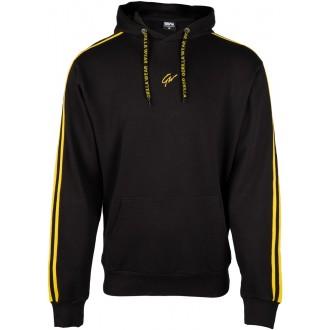 Banks Oversized Hoodie - Black/Yellow...