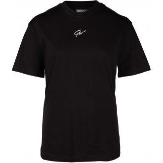 Bixby Oversized T-Shirt - Black -...