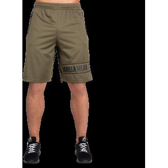 Branson Shorts Army Green/Black -...