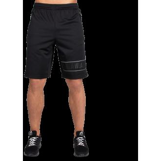 Branson Shorts Black/Grey - Gorilla Wear