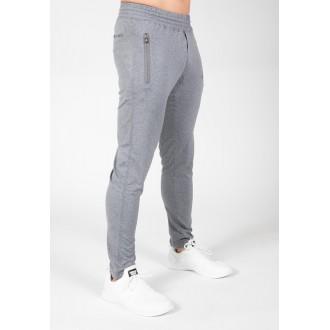 Glendo Pants Light Gray - Gorilla Wear