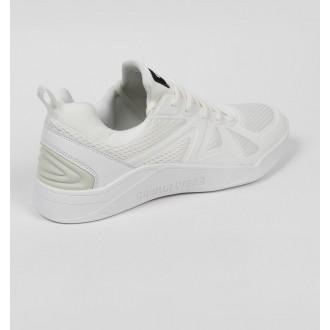 Gorilla Wear Gym Hybrids White -...