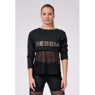 Intense Mesh T-Shirt - Nebbia