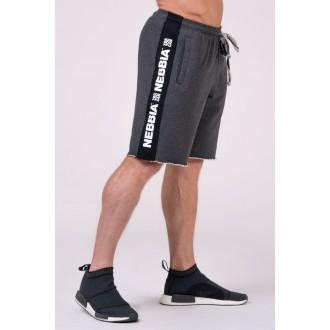Essential Shorts Light Gray - Nebbia