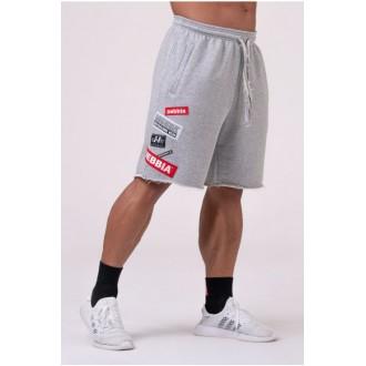 Nebbia Boys Shorts Light Gray - Nebbia