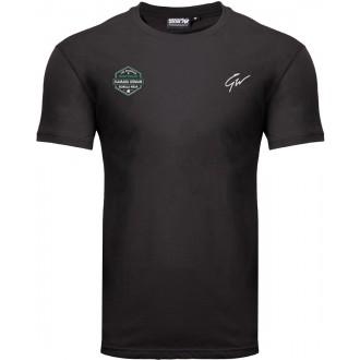 Kamaru Usman T-shirt Black - Gorilla...