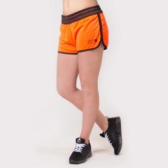 Madison Reversible Shorts Black/Neon...