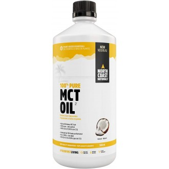 100% Pure MCT Oil (946ml) - North...