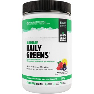 Ultimate Daily Greens (270g) - North...