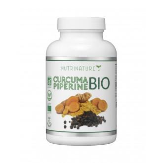 Curcuma Bio + Piperine Bio