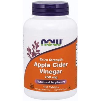 Apple Cider Vinegar 750mg (180 Tabs)...