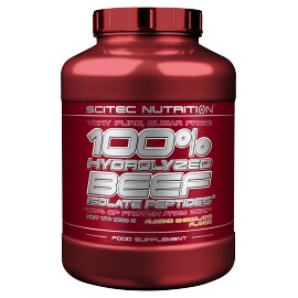 100% Hydrolyzed Beef Isolate Peptides | Scitec Nutrition