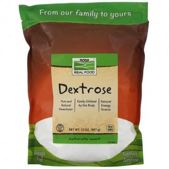 Dextrose (2lbs) - Now Foods
