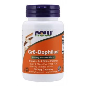 Gr8-Dophilus (60) - Now Foods
