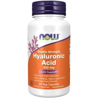 Hyaluronic Acid 100mg Double Strength...