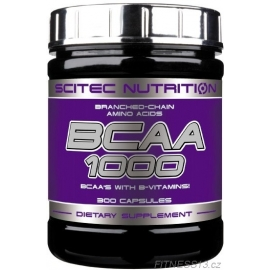 BCAA 1000 | Scitec Nutrition