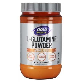 L-Glutamine 5000mg (454g) - Now Foods