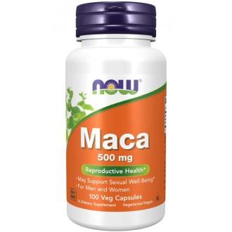 Maca 500mg - Now Foods