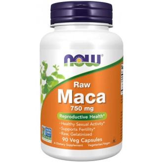 Maca 750 mg Raw (90) - Now Foods
