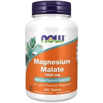 Magnesium Malate 1000mg (180 tabs) -...