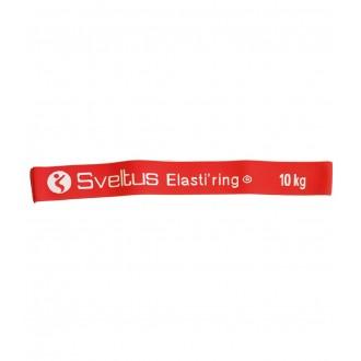Elasti'ring rouge 10 kg - Sveltus