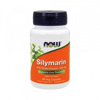 Silymarin 150 mg (60 caps) - Now Foods