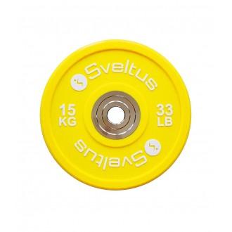 Disque olympique compétition 15 kg x1...