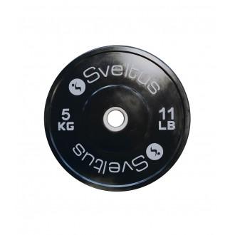 Disque olympique training 5 kg x1 -...