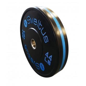 Disque olympique training 20 kg x1 -...