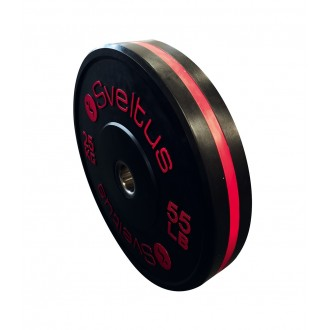 Disque olympique training 25 kg x1 -...
