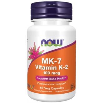 Vitamin K2-MK7 100 mcg (60 Caps) -...