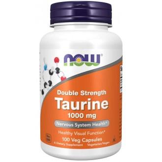 Taurine 1000mg (100) - Now Foods