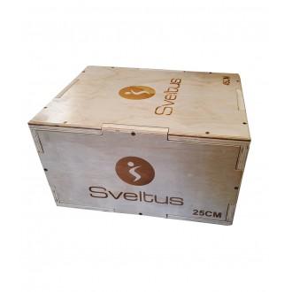 Plyobox bois small - Sveltus