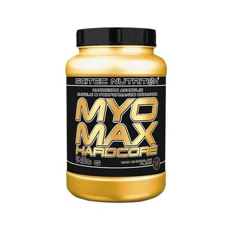 Myomax Hardcore | Scitec Nutrition