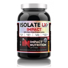 Isolate Impact LXIR - Impact Nutrition