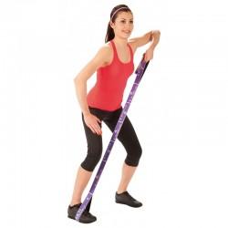 Multi Elastiband Violet 15 kg | Sveltus