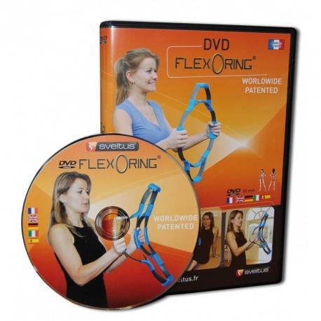 DVD FlexOring (boitier) | Sveltus