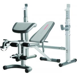Banc de musculation Weider Pro 290
