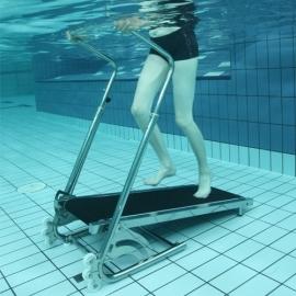 Tapis de marche aquatique