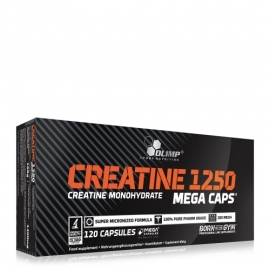 Creatine Mega Caps 120 caps | Olimp Sport Nutrition