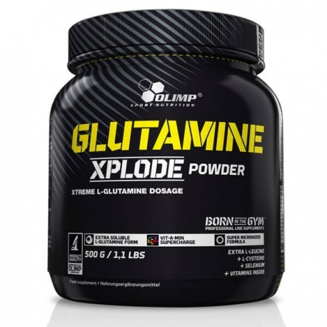 Glutamine Xplode Powder | Olimp Sport Nutrition