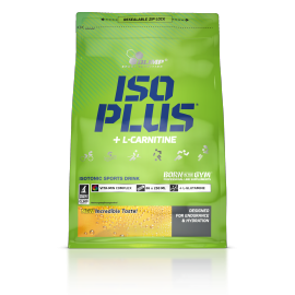 Iso Plus Powder   Olimp Sport Nutrition