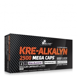Kre-Alkalyn 2500 | Olimp Sport Nutrition