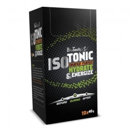 Isotonic | Biotech USA
