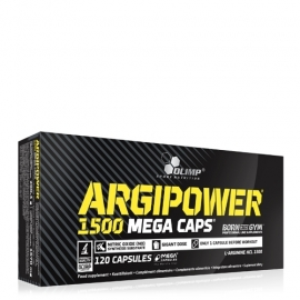 Argi Power 1500 Mega Caps | Olimp Sport Nutrition