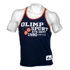 Tank Top Ralph Bleu | Olimp Live & Fight