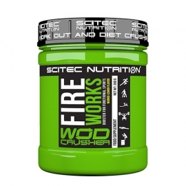 Fireworks - Scitec Wod Crusher