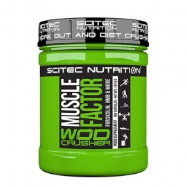 Muscle Factor | Scitec Wod Crusher