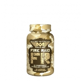 Fire Raid - Muscle Army | Scitec Nutrition
