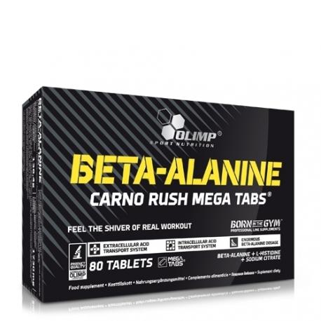 Beta-Alanine Carno Rush | Olimp Sport Nutrition